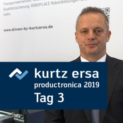 Ersa TV productronica ... Tag 03
