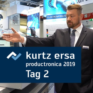 Ersa TV productronica ... Tag 02