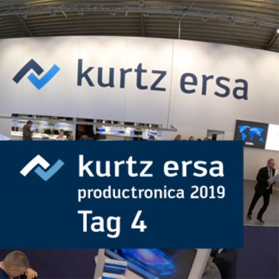 Ersa TV productronica ... Tag 04