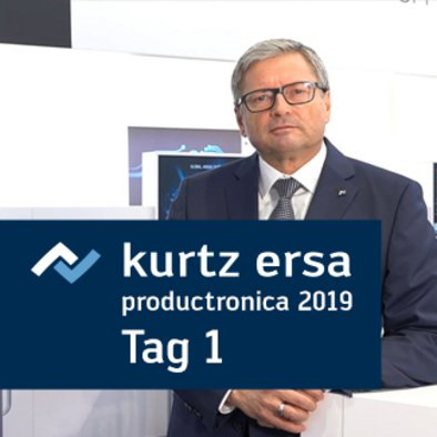 Ersa TV productronica ... Tag 01